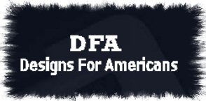 DFA Designs for Americans Logo